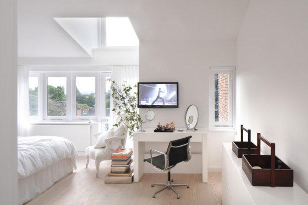 Scandinavian Bedroom by TG-Studio