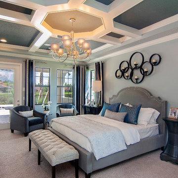 Terracena Model Master Bedroom