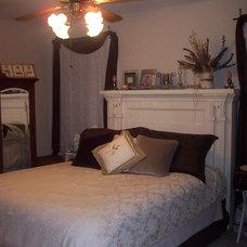 Eclectic Bedroom Terry Hooper