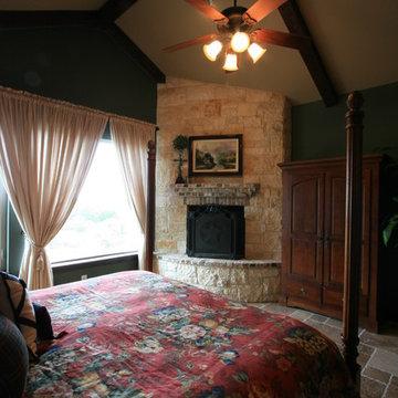 Texas Hill Country Luxury Custom Home
