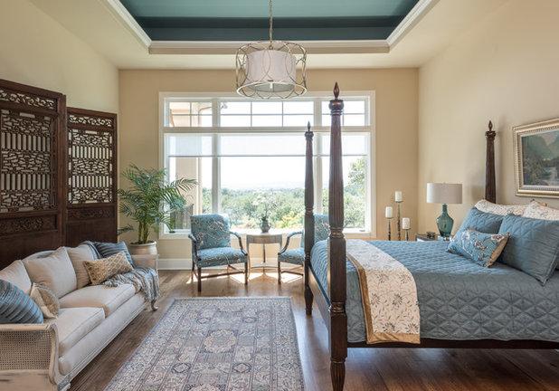 Traditional Bedroom by John Siemering Homes
