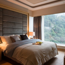 Contemporary Bedroom by Chinc's Workshop