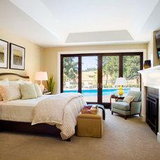 Transitional Bedroom by Westlake Development Group, LLc