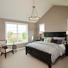 traditional bedroom by Homes by Tradition