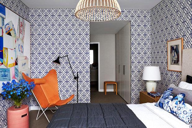 Современный Спальня by Arent&Pyke