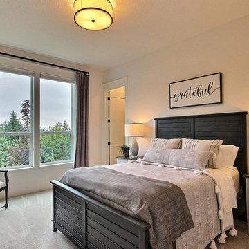 The Aurora : 2019 Clark County Parade of Homes : Downstairs Boy's Suite
