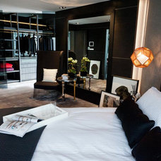 Modern Bedroom by The Grene Group