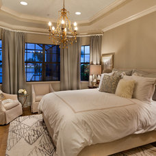 Traditional Bedroom by John Cannon Homes