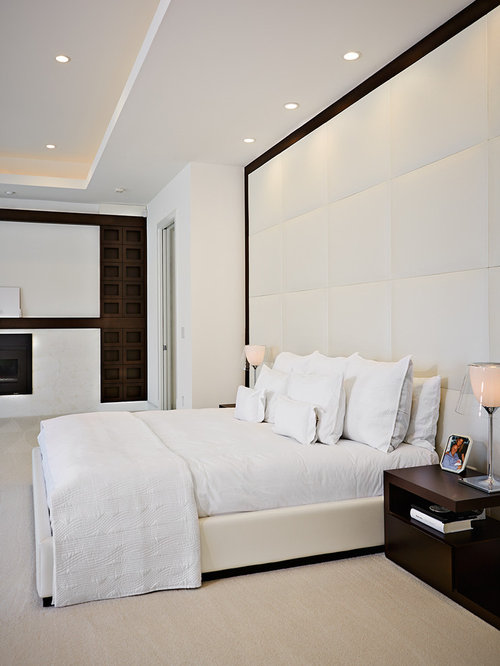 Master bedroom headboards houzz Houzz master bedroom photos