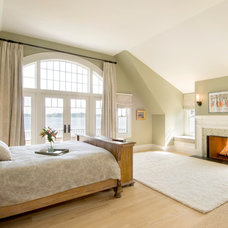 Traditional Bedroom by Windover Construction