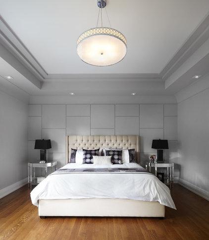 Contemporary Bedroom by Urban Development Inc