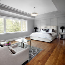 Contemporary Bedroom by Urban Development Inc
