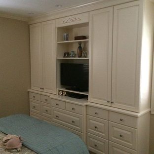 The Brass Master Bedroom & Closet