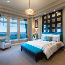 Contemporary Bedroom by Jimmy Jacobs Homes