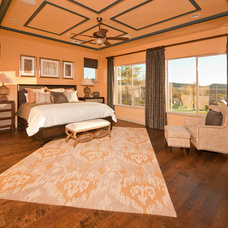 Traditional Bedroom by David Weekley Homes