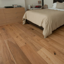 The Chateau Collection in Natural by DuChateau Floors - The Chateau Collection in Natural by DuChateau Floors finished in Natural Hard-Wax oil. Available with Chisled Edge or Hand Scraped. -European Oak