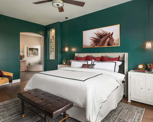 Top 20 Transitional Bedroom Ideas & Remodeling Photos   Houzz