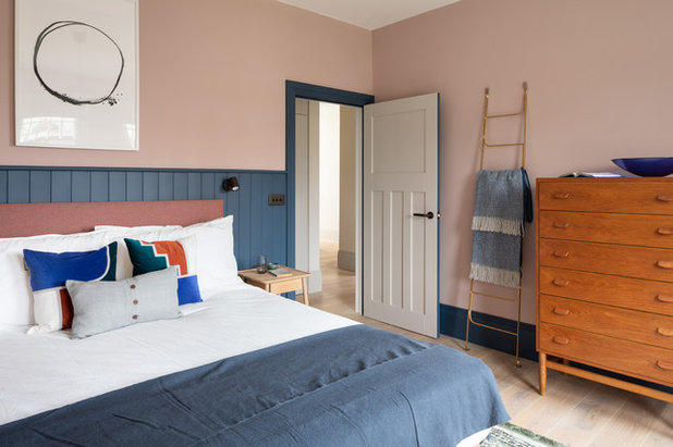 Scandinavian Bedroom by Fraher and Findlay