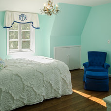 Traditional Bedroom by Kathy Corbet Interiors