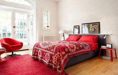 10 couleurs originales pour une chambre d'homme