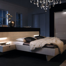 Contemporary Bedroom by The Collection German Furniture