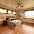 Texas In Tahoe Quot Austin Cabin Quot Rustic Bedroom