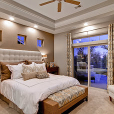 Traditional Bedroom by Oakwood Homes