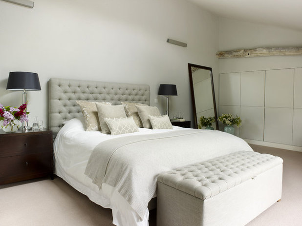 Country Bedroom by Rendall & Wright