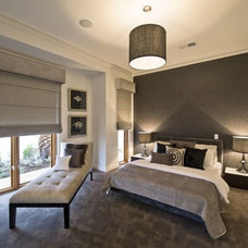 contemporary bedroom by Scott Salisbury Homes