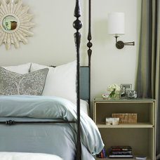 Contemporary Bedroom by The Design Atelier