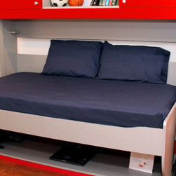 The desk bed... Perfect for the kids in your family! -