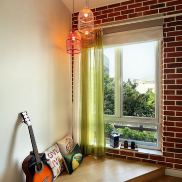 the eclectic home