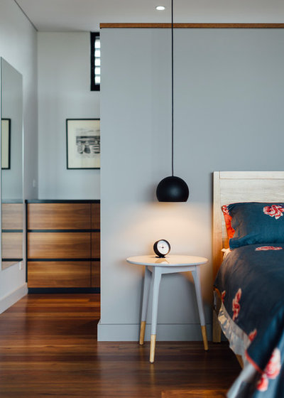Contemporary Bedroom by Ned Architecture & Design