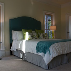 contemporary bedroom by W. Epstein Builders
