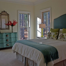 Traditional Bedroom by W. Epstein Builders