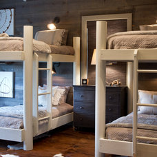 Contemporary Bedroom by Place, Inc.