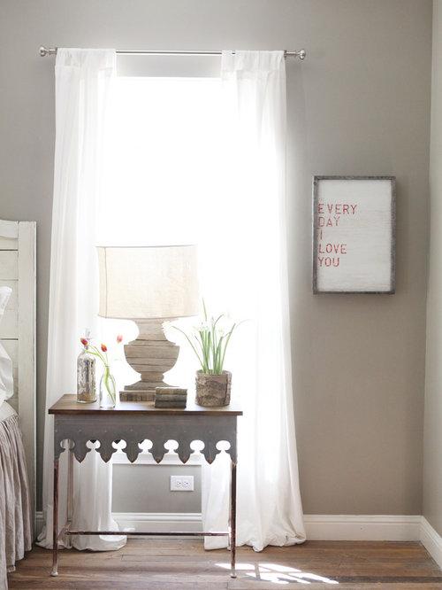 kleine landhausstil schlafzimmer ideen f rs einrichten. Black Bedroom Furniture Sets. Home Design Ideas