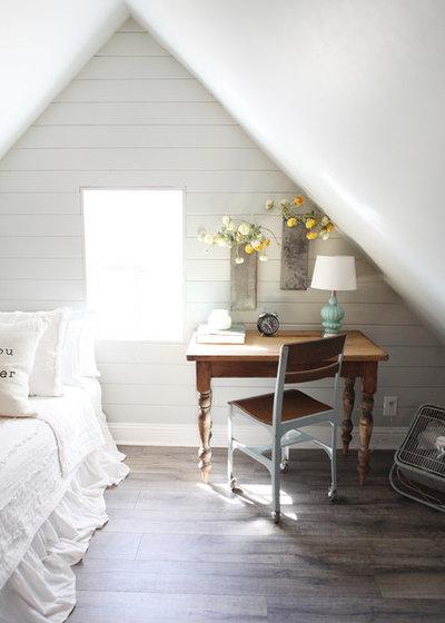 Landstil Soveværelse by Magnolia Homes