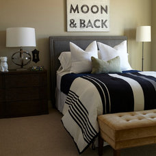 Contemporary Bedroom by Alice Lane Home Collection