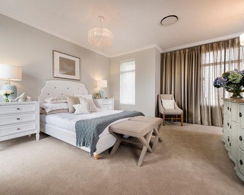 Beach Style Bedroom Design Ideas, Renovations & Photos