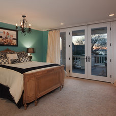 Traditional Bedroom by Kristi Spouse Interiors