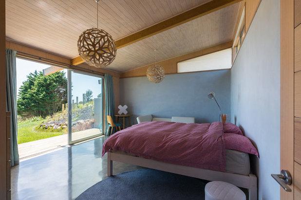 コンテンポラリー 寝室 by Charissa Snijders Architect