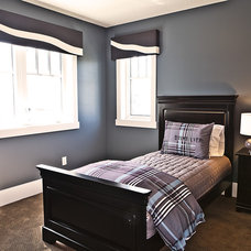 Contemporary Bedroom by Marcson Homes Ltd.