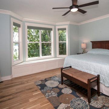 The Gilchrist Plan #734-D: Master Bedroom