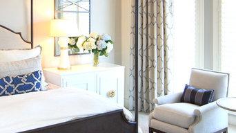 The Golden Bear Drive House | Master Bedroom