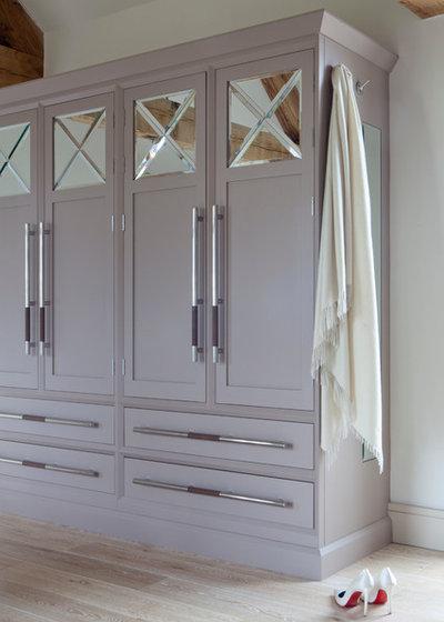Transitional Bedroom By Carolyn Parker Interior Design Ltd.