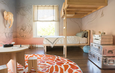 A Kids' Bedroom That Invites Exploration