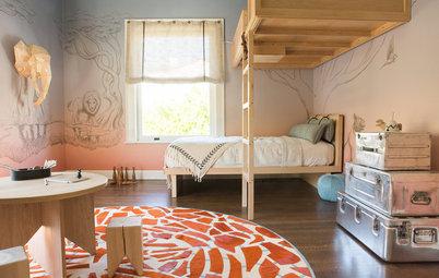 A Kids' Bedroom That Invites Exploration