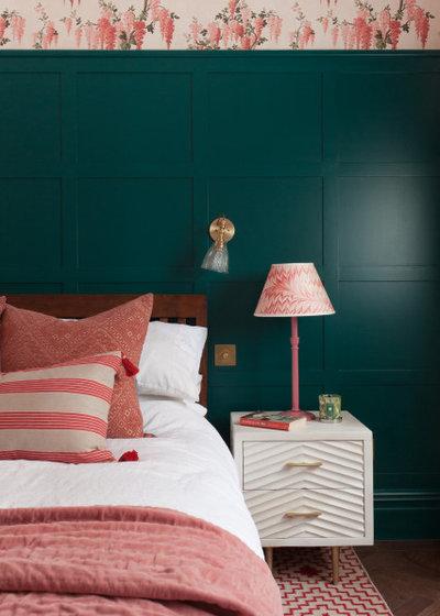 Transitional Bedroom by Brooke Copp-Barton | Home Interior Design