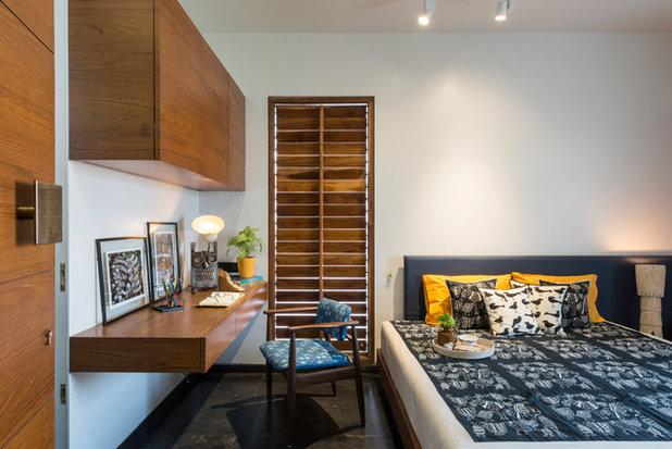 Asian Bedroom by Studio Lagom